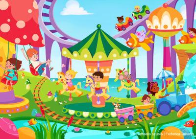 Splash and fun 2  Primary English book